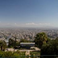 Blick über die Stadt - leider sehr diesig sonst gäbs noch mehr davon