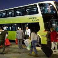 Tur-Bus, Zeit sich mit Reisebussen anzufreunden..