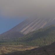 ..noch blieb uns ein Blick auf den Gipfel verwehrt