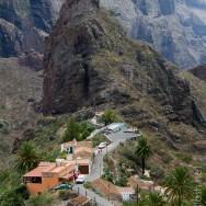 Masca im Teno Gebierge; erinnert etwas an Machu Picchu, oder?