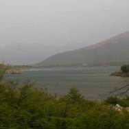 Laguna Capri und das Wetter könnte schon auch besser sein