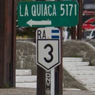 Argentinien Süd bis Nord: Ushuaia - La Quiaca 5171km
